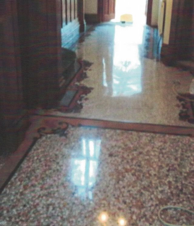 Terrazzo Floor Restoration Maintenance Contractors