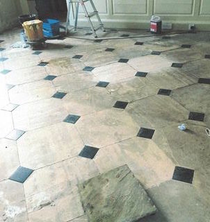 Limestone & Granite Stone Floor Repairs & Maintenance